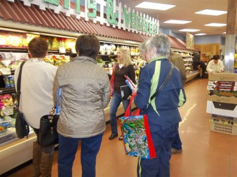 Tate's Wellness Shopping Tour - April 1, 2014 003